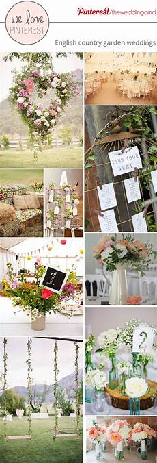 english country garden wedding decorations the wedding