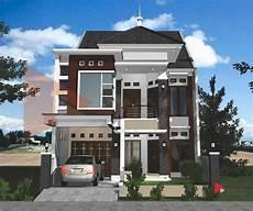 Rumah Minimalis 2 Lantai Sederhana Tapi Mewah Desain