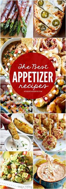 best appetizer recipes finger food dishes the 36th avenue