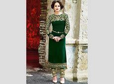 Flawless Green Velvet Designer Suit   Things to Wear
