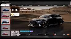 forza motorsport 7 191 nuevos coches filtrados