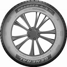 Grabber A S 365 Der 4x4 Reifen F 252 R Alle Jahreszeiten