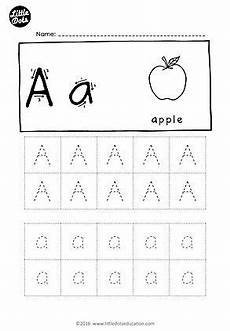 free alphabet handwriting worksheets a to z 21684 free alphabet tracing worksheets all the letters from a to z alphabet preschool