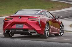 lexus rolls out the big guns new 467bhp lc 500 coupe revealed in detroit car magazine