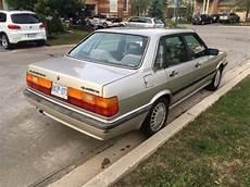auto manual repair 1986 audi 4000s quattro electronic throttle control 1986 audi 4000 s quattro typ 85 for sale audi 4000 quattro 1986 for sale in milton ontario