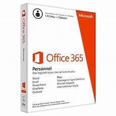 Microsoft Office 365 Personnel Logiciel Bureautique