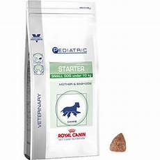 royal canin canine pediatric starter small wellness