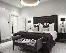 Bedroom Ideas Grey And Black by Black And Grey Bedroom Home Design Ideas Pictures