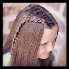 how to create a crossover braid cute hairstyles
