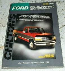 car owners manuals for sale 1996 ford econoline e350 regenerative braking ford f150 f 150 pick up truck bronco chilton auto repair manual 1987 to 1996 for sale online ebay