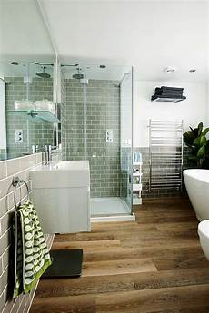bathroom tile ideas floor a terrace renovation real homes wood floors in 2019 wood floor bathroom