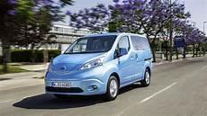 Test Nissan E Nv200 Und Evalia Elektroauto