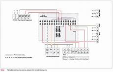 central heating wiring diagrams danfoss 3 port mid position wireless stats gas support services