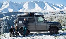Adventure For The Mercedes G Class With Mike