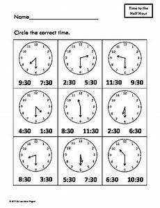 time worksheets half hour 3015 telling time practice worksheets hour half hour and quarter after the hour