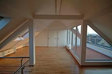 Dachgeschoss Ausbauen Ideen - loggia dach dachbalkon dachfenster und dachboden ideen