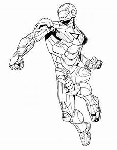 Malvorlagen Ironman Indonesia Ironman Coloring Pages