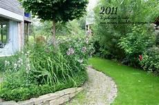 Ein Schweizer Garten Der Wind Unter Den Weiden