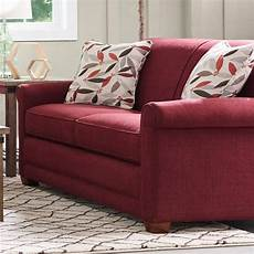 Apartment Sofas by Casual Apartment Size Sofa With Premier Comfortcore