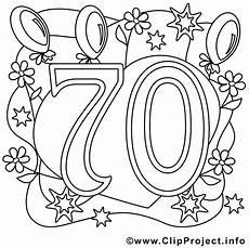 Malvorlagen Geburtstag Ausmalbilder 70 Geburtstag Ausmalbilder