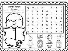 word searches cvc cvce blends digraphs more kindergarten 1st grade