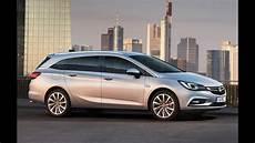 Vauxhall Astra Sports Tourer 2017 Car Review