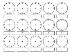 clock face worksheets to print activity shelter