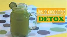 jus detox pour maigrir recette facile et rapide