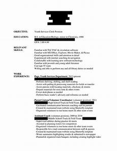 resume for stay at home mom template