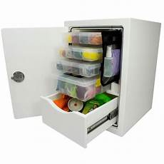 Single Drawer Storage Unit by Free Standing Single Drawer Storage Unit With Tackle Storage