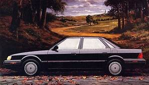 Lost Cars Of The 1980s – Sterling 825 And 827  Hemmings Daily