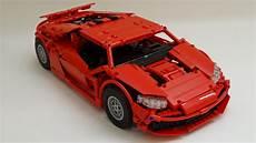rc lego technic rhm wutzwerg supercar