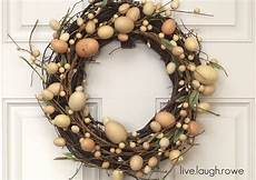 türkranz selber basteln anleitung diy easter wreath livelaughrowe