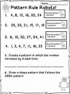 patterns worksheets for grade 2 pdf 14 increasing patterns grade 2 search number pattern activities pattern activities