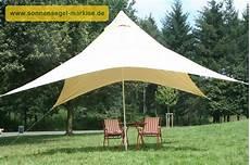 sonnensegel für den garten regenschutz im garten sonnensegel markise