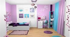 chambre fille violet deco chambre fille violet decoration d interieur idee