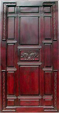 latest kerala model wood single doors designs gallery i