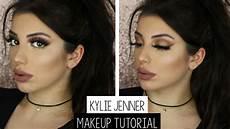 grüne kontaktlinsen für braune augen inspired jenner soft eyeliner make up tutorial