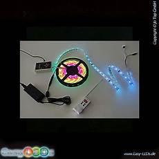 led lichtband farbwechsel led lichtband 5m 150 led rgb digital ic farbwechsel