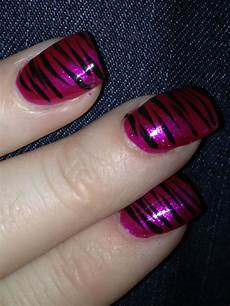 fun nails zebra nails cool nail designs nails