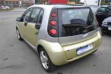Smart Forfour Automatik Panoramadach Grosse