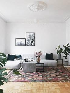 farbinspiration der woche 8 ideen f 252 rs wohnen mit rosa schwarz in 2019 wohnzimmer living