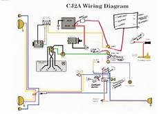 Fuse Block Install The Cj2a Page Forums