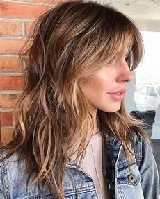 medium length shag hairstyles with bangs 50 no fail medium length hairstyles for thin hair hair adviser