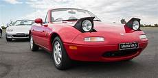 mazda mx 5 generations we drive every generation from na