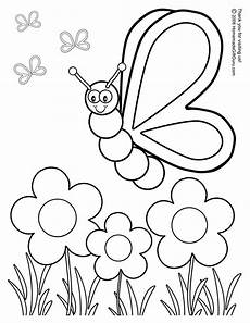 butterfly with flowers coloring pages silly butterfly coloring page free printable coloring