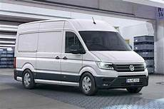 2018 2019 Volkswagen Crafter 2nd Generation Of The