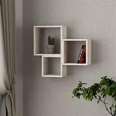 mensole cubo isolda mensola libreria cubo a parete muro in melaminico