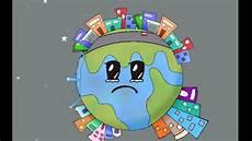Gambar Kartun Bumi Menangis Bestkartun