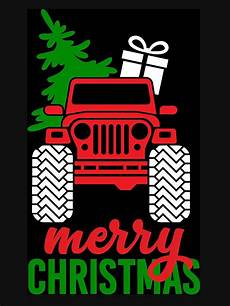quot jeep merry christmas quot t shirt by alexjazzel redbubble